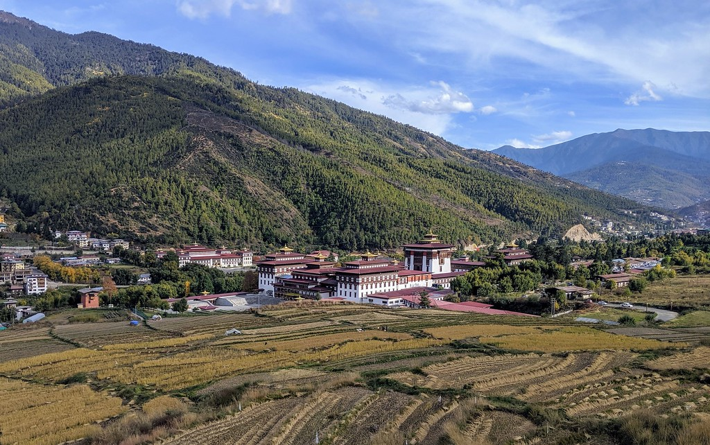 Bhutan – 2019 Tour- Day 2