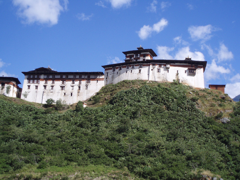 Wangdue Prodrang Dzong