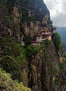 Tiger's Nest on way down