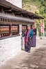 Turning Prayer Wheels - 1