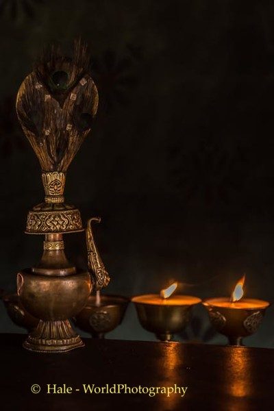 Bumpa and Butter Lamps - I