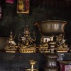 Shrine at Kori La Pass, Bhutan