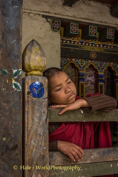 A Tired Monk