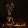 Butter Lamps and Bumpa - II