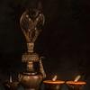 Butter Lamps and Bumpa - II