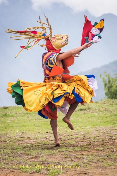 Brokpa Dancer - 10
