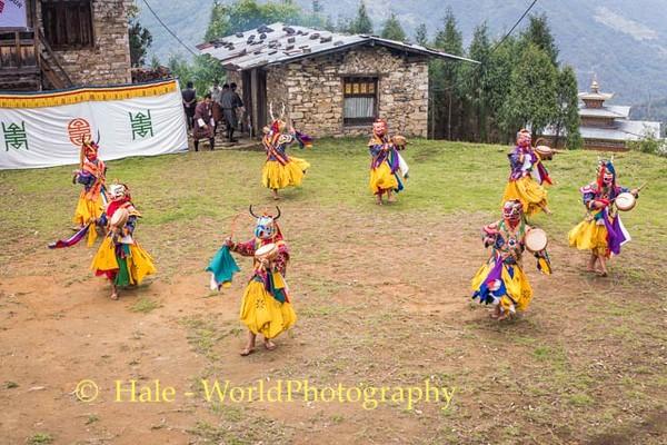 Dance of the Drametsi Drummers - 2
