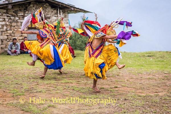 Brokpa Dancers - 1