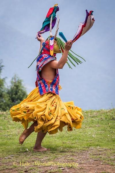 Brokpa Dancer - 5