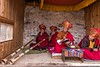 Tshechu Musicians - 2