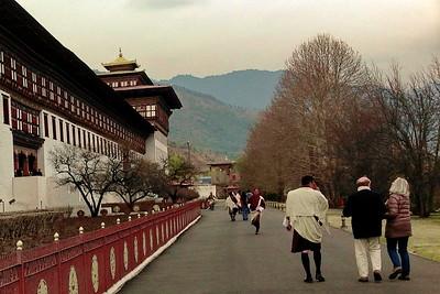 Путешествие по Бутану. Февраль 2016 год. Часть первая