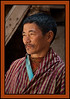 Caretaker in Dzongdrakha Temple