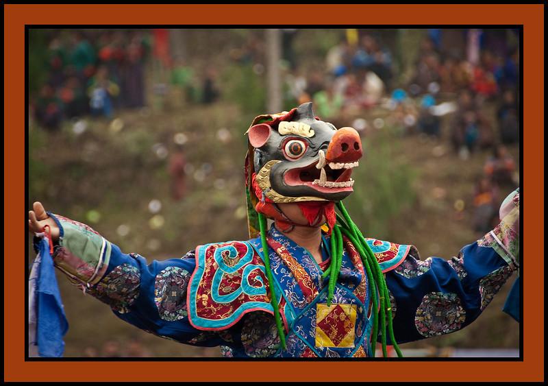 Chukhha Festival, Bhutan