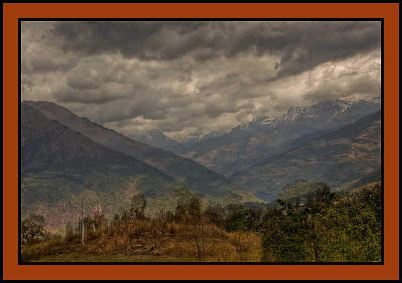 Trashigang-Semtokha Hwy