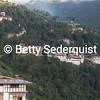 Distant View of Trongsa Dzong