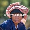 Elderly Onlooker, Tamshing Phala Chhoepa, Bumthang, Bhutan