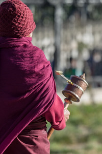 Prayer Wheel #1