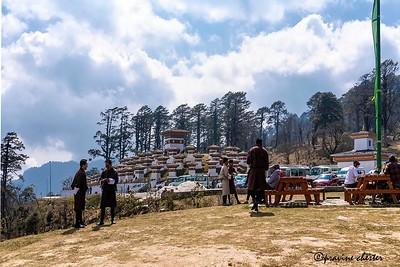 Hundred Stupas