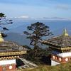 Gangkhar Puensum from Dochu La