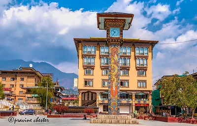 Thimpu Clock Tower