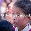 Girl at Tamshing Phala Chhoepa Festival