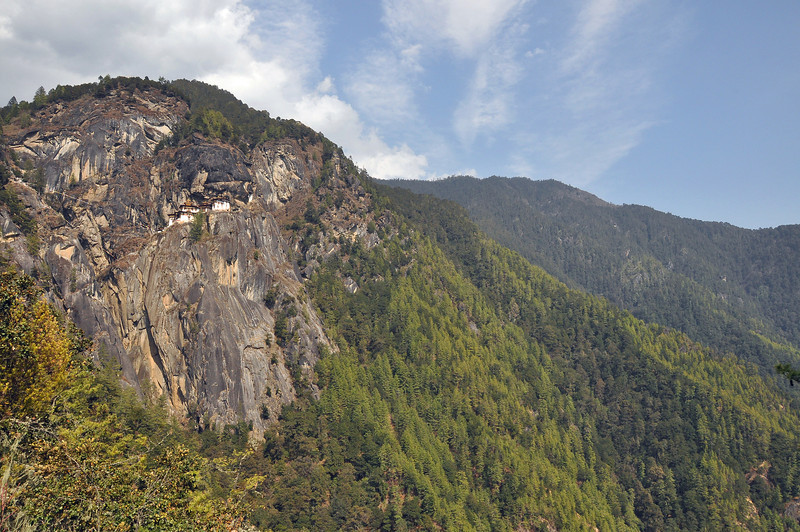 Tiger's Nest Monastery