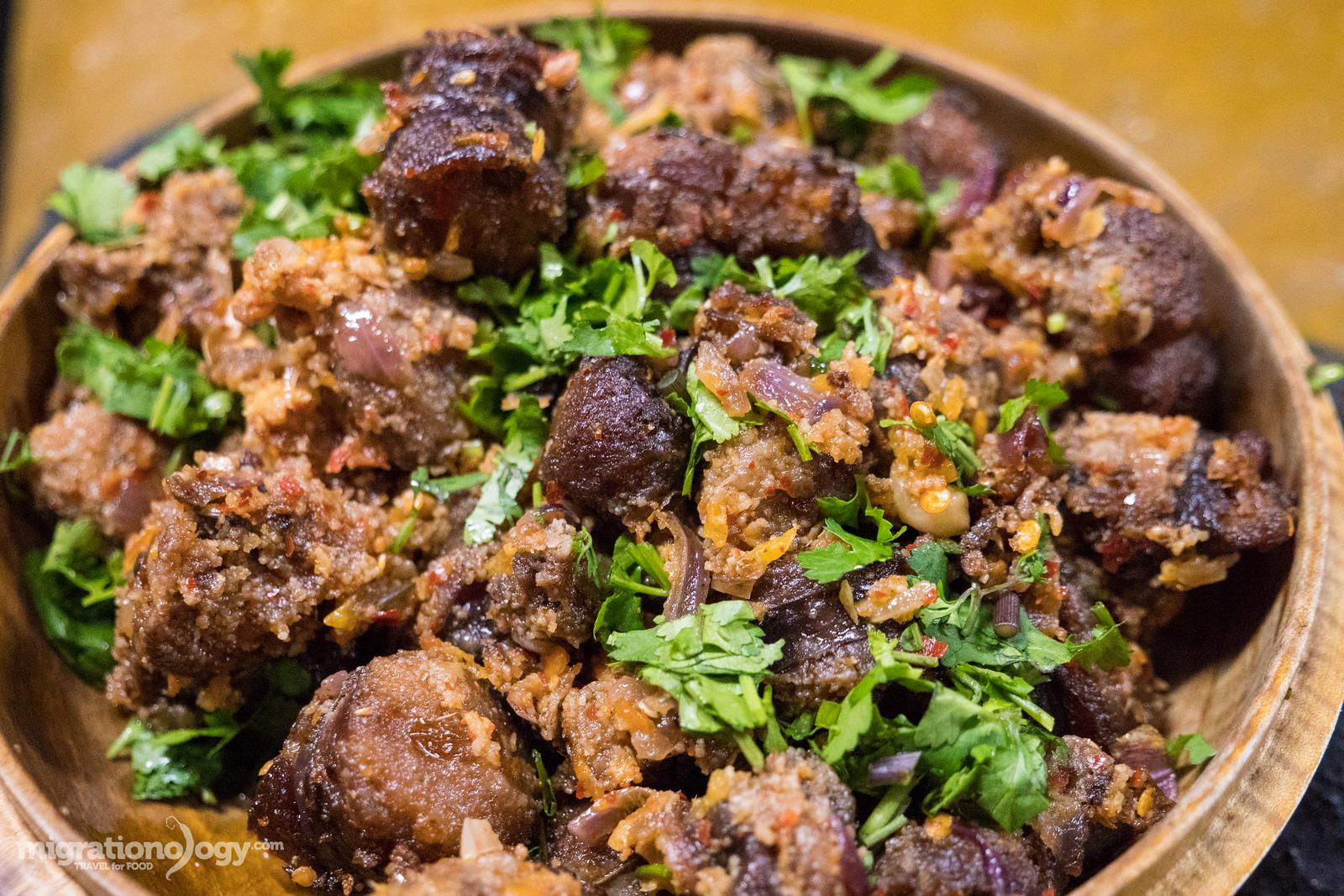 bhutanese sausage