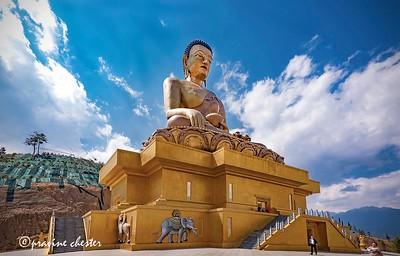 Budha Dordenma Statue