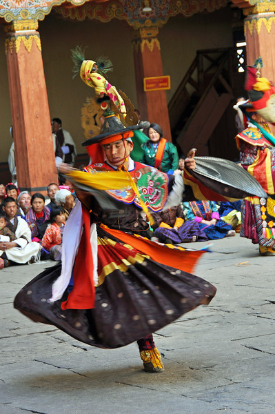 Para Festival Dancers