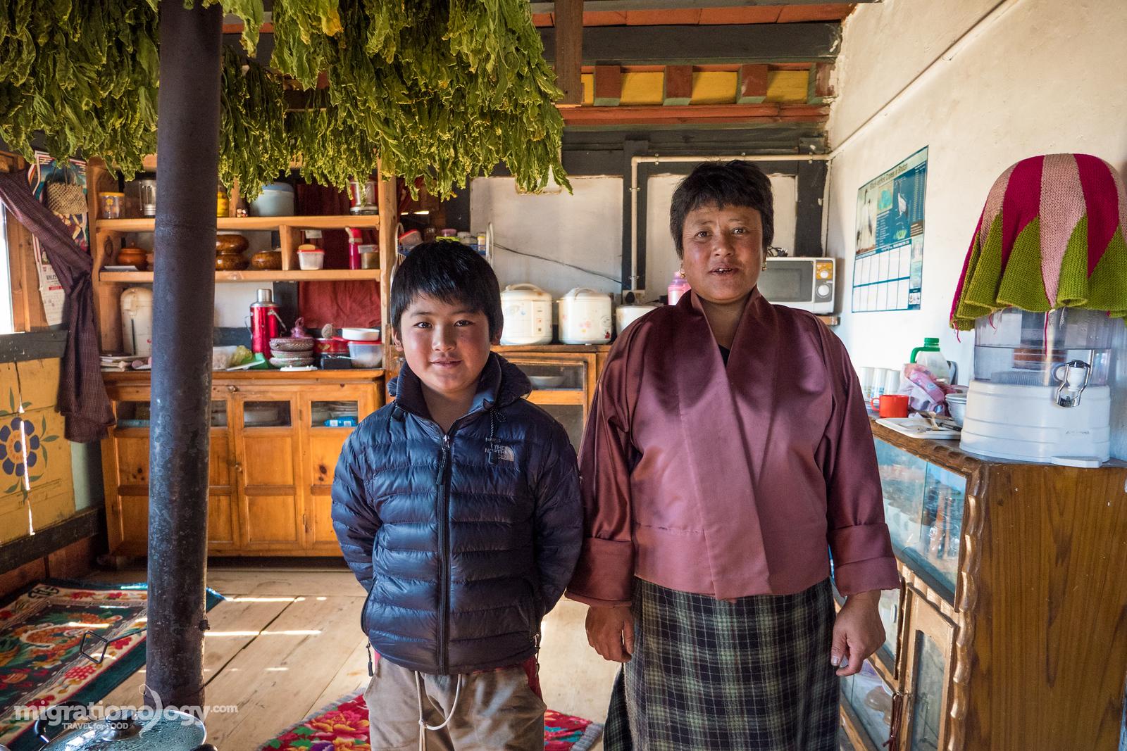 Bhutanese food culture