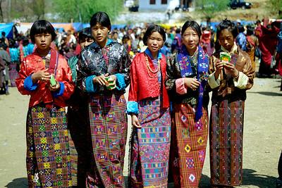 Bhutan-April, 2001