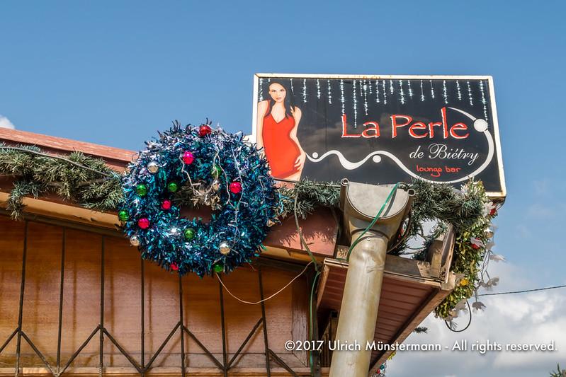 Christmas at La Perle, Biétry-Village, Abidjan, Côte d'Ivoire