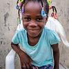 The latest hair style of Biétry-Village, Abidjan, Côte d'Ivoire