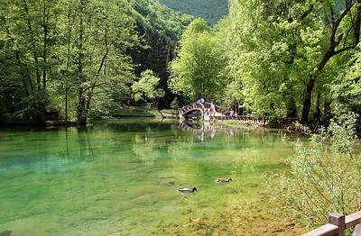 BiH - Vrelo Bosne, 28.4.2018.