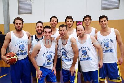 Bialik Wolves v Bialik Alumni