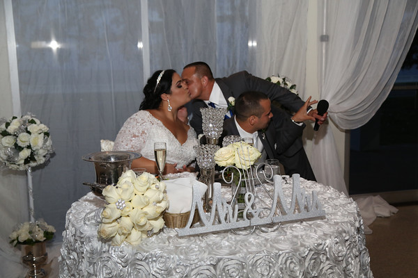 Bianca and Miguel Wedding