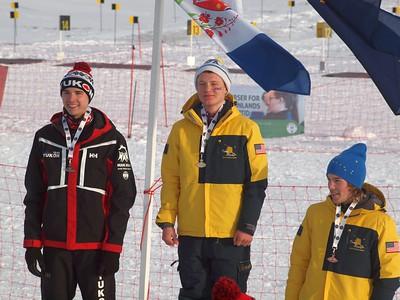 Biathlon Snowshoe - Mar. 8, 2016