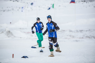 Biathlon Snowshoe - Mar. 9, 2016