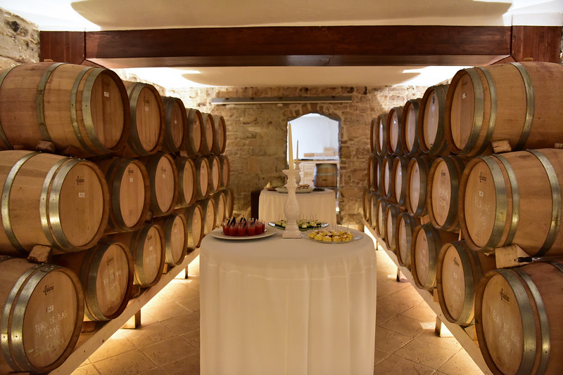 Bibich Winery - Cellar
