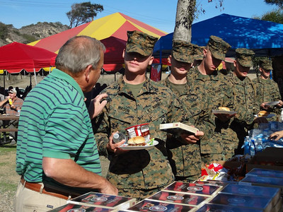 2015-May Bible's for Marines