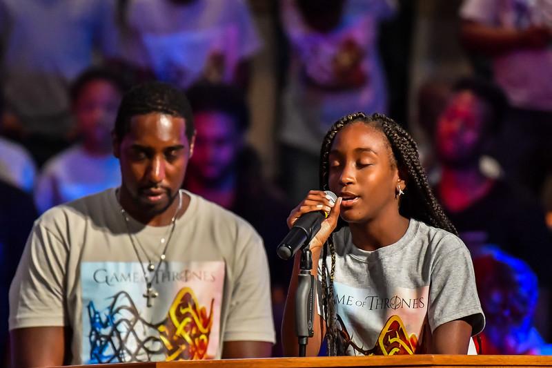 Youth Sunday 865