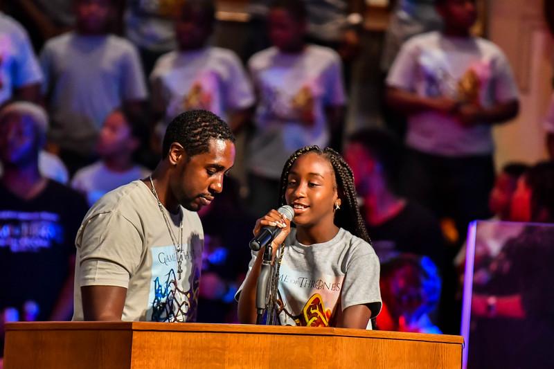 Youth Sunday 863