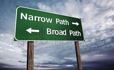 Narrow Path and Broad Path