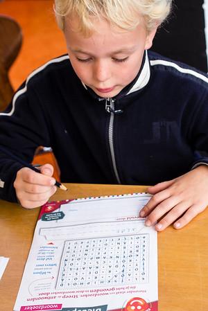Kinderboekenweek  2013 - Klaar voor de start