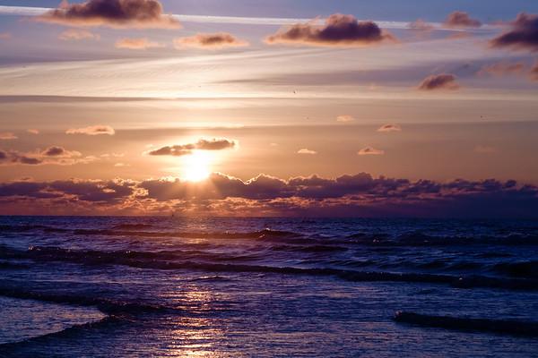 Ameland sunset [#023]