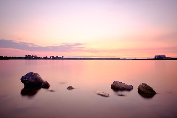 Pasteltinten bij zonsondergang [#020]