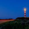 Long exposure lighthouse | Vuurtoren, lange sluitertijd v2