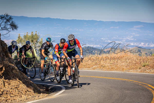 Stage Two - The 59th Annual Mt. Hamilton Road Race