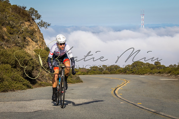 2018-01-01 San Bruno Mountain Hill Climb
