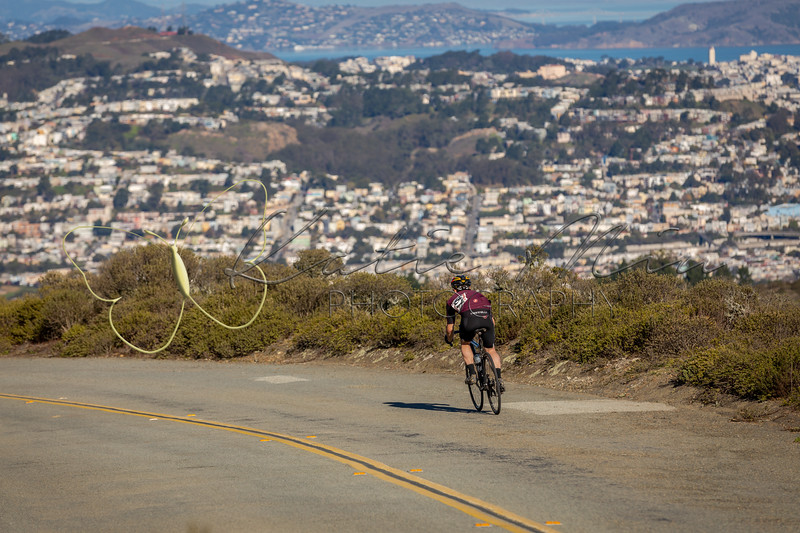 2019-01-01 San Bruno Mountain Hill Climb